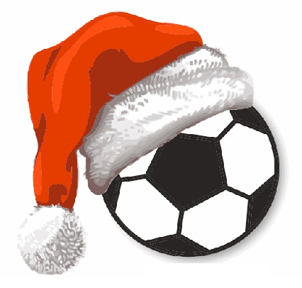 weihnachten fussball