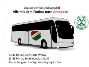 Fanbus Anreppen